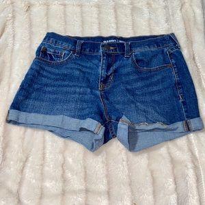 Women's Old Navy Women's Jean Shorts Size 6